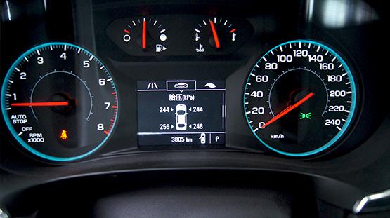 雪佛兰迈锐宝xl改装胎压 倒车后视 定速巡航—成都威威.